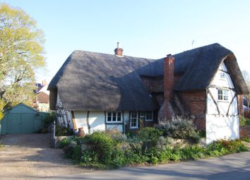 Thumbnail 3 bed property for sale in High Street, Long Wittenham, Abingdon