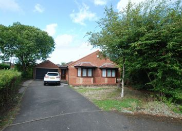 Thumbnail 3 bedroom detached bungalow for sale in Swainby Close, Newcastle Upon Tyne