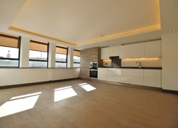 Thumbnail 2 bed flat to rent in Chase Road, Southgate, London