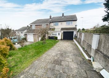 Thumbnail 4 bed semi-detached house for sale in St. Julitta, Luxulyan, Bodmin