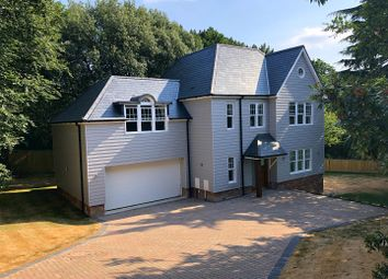 Thumbnail 4 bed detached house for sale in Anthonys Avenue, Lilliput, Poole