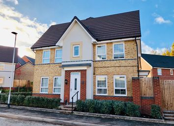 Thumbnail 3 bed semi-detached house for sale in Buckmaster Way, Rugeley