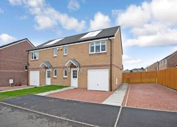 Thumbnail 3 bed semi-detached house for sale in Penny Gate, Glasgow, Lanarkshire