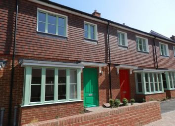 Thumbnail 3 bed terraced house for sale in Elmwood Park, Woodnesborough, Sandwich