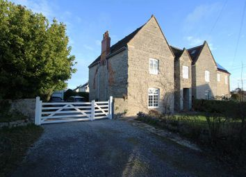 Thumbnail 4 bed semi-detached house for sale in Broadway, Chilton Polden, Bridgwater