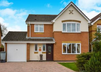 Thumbnail 4 bed detached house for sale in Maple Way, Cranfield, Bedford