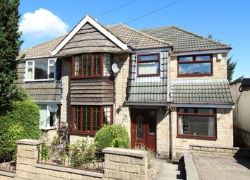 Thumbnail 5 bedroom semi-detached house for sale in Windermere Road, Great Horton, Bradford