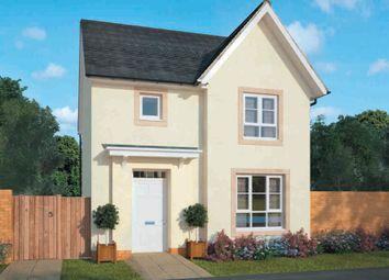 Thumbnail 3 bedroom detached house for sale in Antonine Way, Bonnybridge