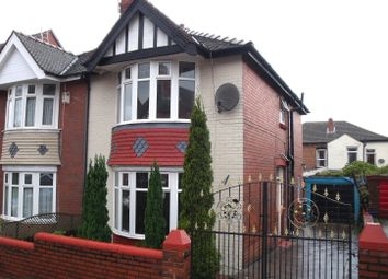 Thumbnail 3 bed semi-detached house to rent in Broom Grove, Rotherham
