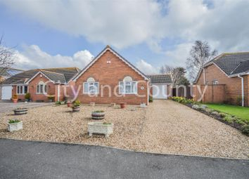 Thumbnail 3 bed detached bungalow for sale in Wheatfields, Whaplode, Spalding