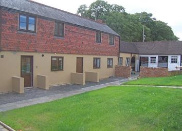 Thumbnail 5 bed barn conversion to rent in Baydon Road, Lambourn, Hungerford