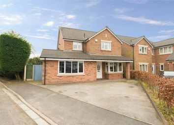 Thumbnail 4 bedroom detached house for sale in Bleasdale Close, Lostock, Bolton, Lancashire