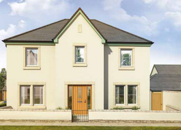 Thumbnail 5 bed detached house for sale in Plot 1, Station Road, Dunbar
