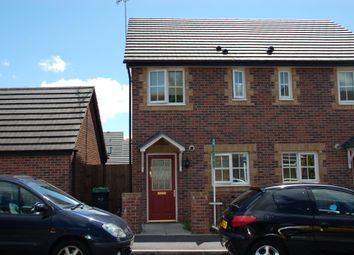 Thumbnail 2 bedroom semi-detached house to rent in Bearmore Road, Cradley Heath
