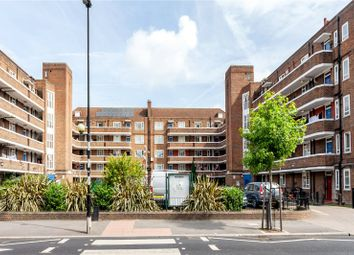 Thumbnail 2 bed flat for sale in Linslade House, Whiston Road, London