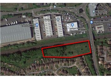 Thumbnail Land for sale in Springcroft Road, Baillieston, Glasgow