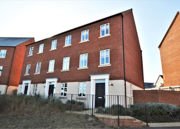 Thumbnail 3 bed end terrace house for sale in Port Stanley Close, Norton Fitzwarren, Taunton, Somerset
