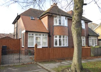 Thumbnail 2 bedroom semi-detached house to rent in The Parade, Harrogate
