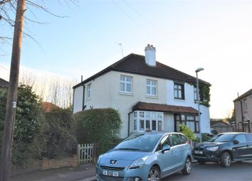Thumbnail 3 bed semi-detached house for sale in Lenelby Road, Surbiton