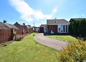 Thumbnail 3 bed semi-detached bungalow for sale in Laburnum Close, South Hylton, Sunderland