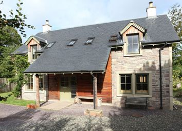 Thumbnail 4 bed detached house for sale in Barrack Road, Comrie