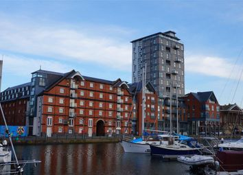Thumbnail 1 bed flat to rent in The Cambria, Key Street, Ipswich