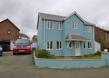 Thumbnail 4 bed detached house for sale in Tudor Gardens, Merlins Bridge, Haverfordwest