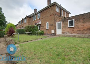 Thumbnail 3 bed semi-detached house for sale in Erith Close, Strelley, Nottingham