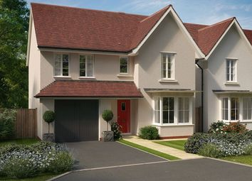 "Thumbnail 4 bed detached house for sale in ""Heathfield"" at Windsor Avenue, Newton Abbot"