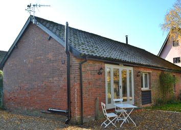 Thumbnail 2 bed barn conversion to rent in The Street, Metfield, Harleston