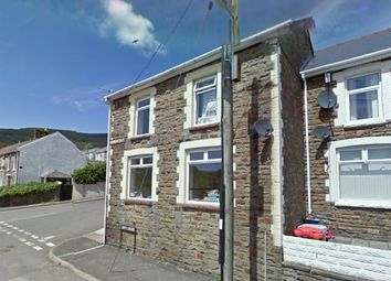 Thumbnail 4 bed property to rent in Bryn-Bedw Street, Blaengarw, Bridgend