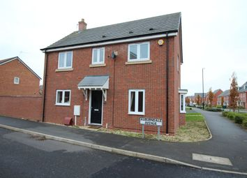 Thumbnail 3 bed semi-detached house for sale in Auburndale Avenue, Coventry