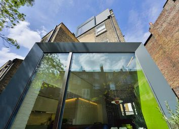 Thumbnail 4 bedroom end terrace house for sale in Bryantwood Road, London