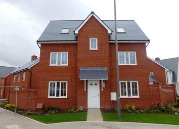 Thumbnail 4 bed property to rent in Birmingham Drive, Broughton, Aylesbury
