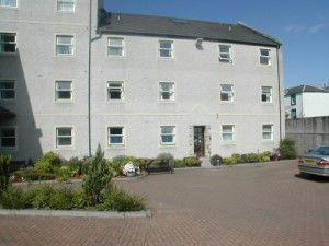 Thumbnail 2 bed terraced house to rent in 2 Fort Court, Ayr