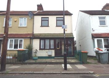Thumbnail 2 bedroom end terrace house for sale in Stokes Road, London