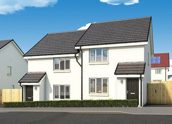"Thumbnail 3 bed property for sale in ""The Blair"" at Hallhill Road, Glasgow"