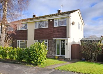 Thumbnail 3 bed semi-detached house for sale in Pentland Road, Dronfield Woodhouse, Derbyshire