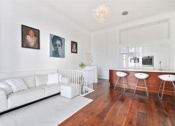 Thumbnail 3 bed flat to rent in Belsize Park Gardens, Belsize Park, London