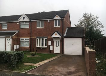 Thumbnail 3 bed semi-detached house to rent in Raleigh Close, Handsworth, Birmingham