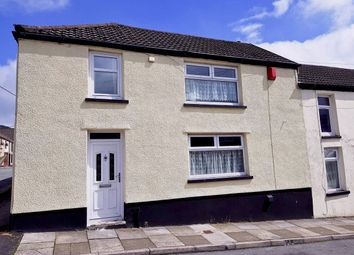 Thumbnail 2 bed end terrace house to rent in Ystrad -, Pentre