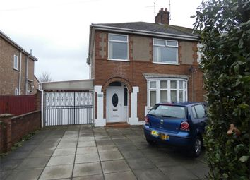 Thumbnail 3 bed semi-detached house for sale in Whittlesey Road, Stanground, Peterborough