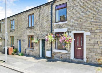 Thumbnail 3 bed terraced house for sale in Bridge Street, New Mills, High Peak, Derbyshire