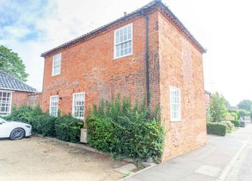 Thumbnail 3 bedroom detached house for sale in Hall Close, Fakenham