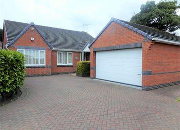 Thumbnail 3 bed detached bungalow for sale in Hazelwood Grove, Worksop, Worksop, Nottinghamshire