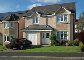 Thumbnail 4 bed detached house for sale in Swan Avenue, Chirnside