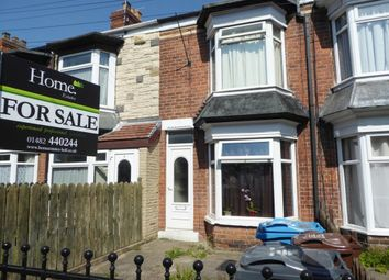 Thumbnail 2 bed property for sale in Roxburgh Street, Hull