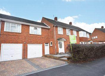 Thumbnail 4 bed link-detached house for sale in Saffron Road, Bracknell, Berkshire