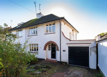 Thumbnail 3 bed property for sale in Great North Road, Bell Bar, Hertfordshire