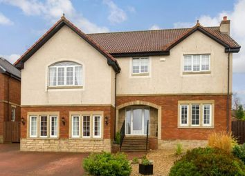 Thumbnail 5 bed detached house for sale in Snead View, Motherwell, North Lanarkshire, United Kingdom